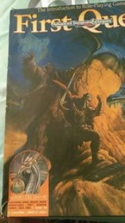 First Quest Advanced Dungeons & Dragons