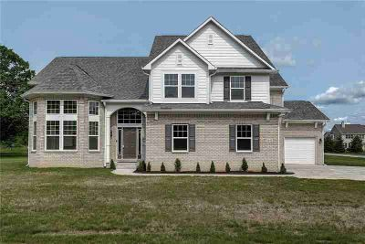3485 South 875 Zionsville Four BR, Beautiful Almost New Home on