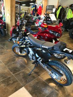 2018 Suzuki DR-Z400SM Supermoto Motorcycles Panama City, FL