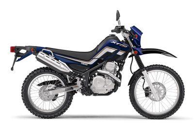 2017 Yamaha XT250 Dual Purpose Motorcycles San Jose, CA