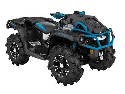 2016 Can-Am Outlander X mr 1000R Utility ATVs Greenville, NC