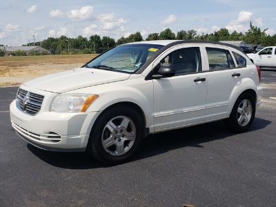 2007 Dodge Caliber SXT (White)