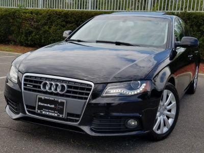 2010 Audi A4 2.0T quattro Premium Plus (Brilliant Black)