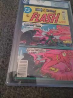 Flash #313 Sept 1982 pgx 9.2