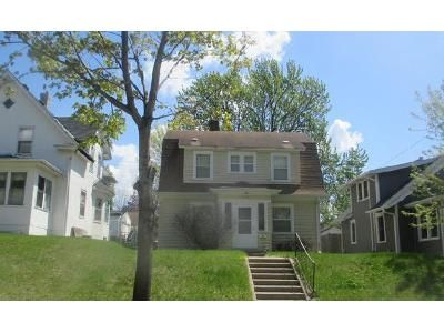 3 Bed 1 Bath Foreclosure Property in Minneapolis, MN 55407 - 10th Ave S