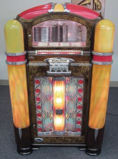 1941 Wurlitzer 800 Antique Jukebox