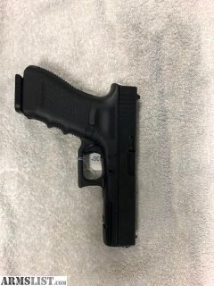 For Sale: Glock 17 Gen 3