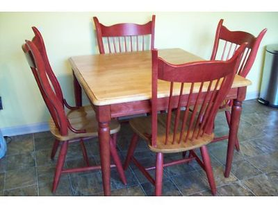 TABLE, W/4 CHAIRS, $275. KNOXVILLE, 865-242-1512, SEE ...
