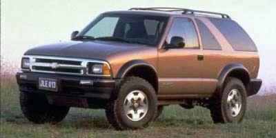 1997 Chevrolet Blazer LS (Apple Red)