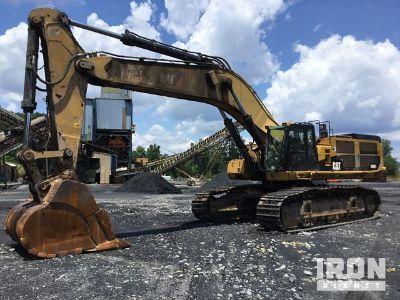 Cat 390D Track Excavator