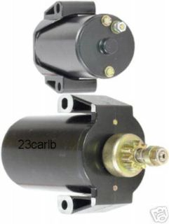 Sell New starter mercury marine outboard 6-25hp briggs & stratton 7hp vertical 80-92 motorcycle in Lexington, Oklahoma, US, for US $114.25