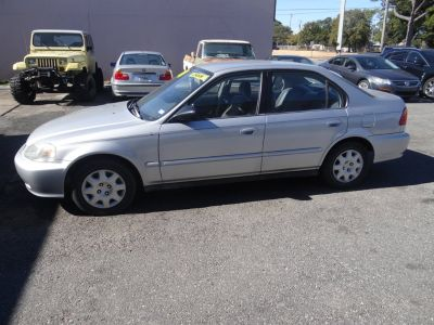 1999 Honda Civic VP (Silver)