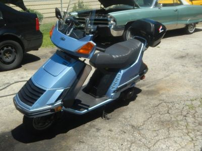 1986 Classic Honda Elite excellent condition