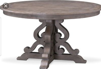 ISO: Round Dining Table