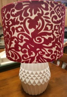 Pillar candle holder with shade