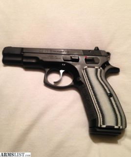 For Sale/Trade: CZ 75B