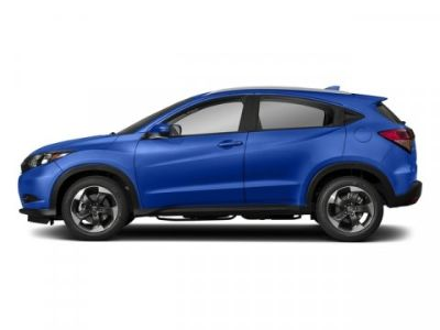 2018 Honda HR-V EX-L Navigation (Aegean Blue Metallic)