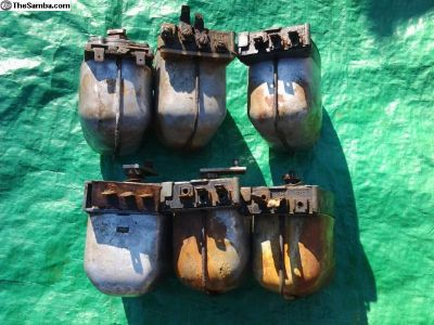 Ruff Old SWF German Wiper Motors For Parts