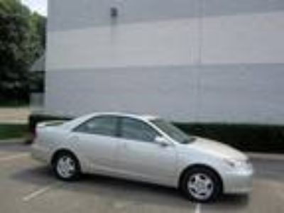 Toyota Camry LE 4 Doors