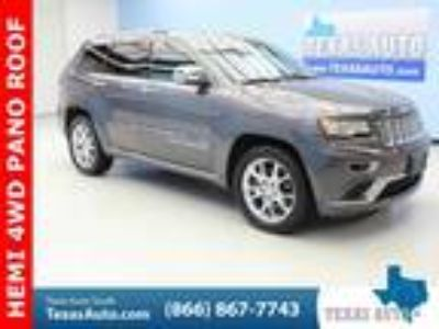 used 2015 Jeep Grand Cherokee for sale.