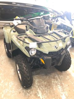 2019 Can-Am Outlander DPS 450 Utility ATVs Panama City, FL