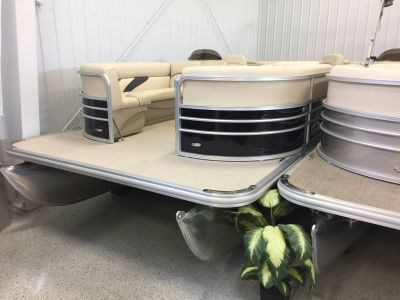 2017 SunChaser Classic Cruise 8524 Lounger DH Pontoons Boats Kaukauna, WI