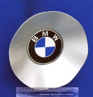 "Buy BMW 645i 650i CENTER CAP WHEEL COVER SILVER 19"" #121 WHEELS RIM 1 SINGLE 645 650 motorcycle in Newbury Park, California, United States, for US $22.50"