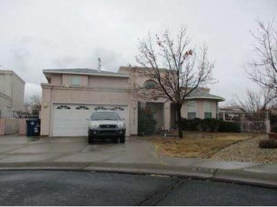 4 Bed 2.5 Bath Foreclosure Property in Albuquerque, NM 87120 - Medford Ct NW