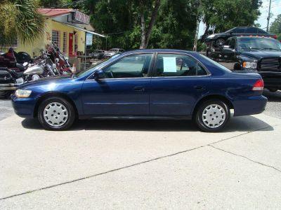 2001 Honda Accord LX (Blue)