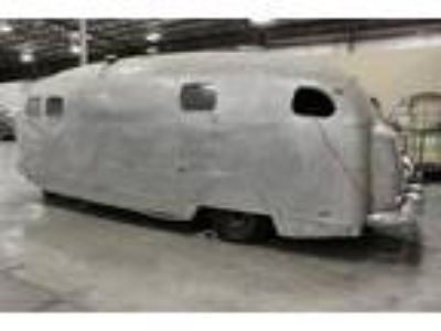 1941 Custom Travel Trailer Airstream Clone