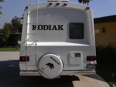 2001 Kodiak Ford VXL2000 DS