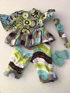 Baby Doll Outfit