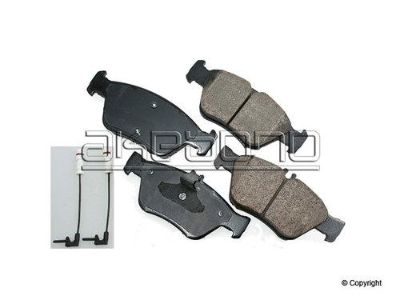 Sell WD EXPRESS 520 07100 432 Brake Pad or Shoe, Front-Akebono Euro Disc Brake Pad motorcycle in Deerfield Beach, Florida, US, for US $84.38