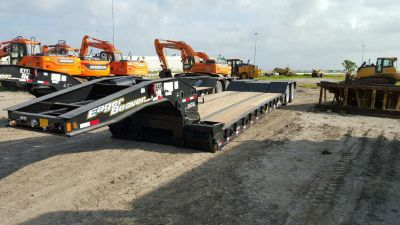2016 Eager Beaver Trailers 35GSL/S