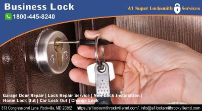 A1 Locksmith Services Rockville, MD