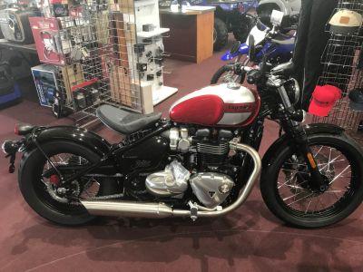 2018 Triumph Bonneville Bobber Motor Bikes Motorcycles Belle Plaine, MN