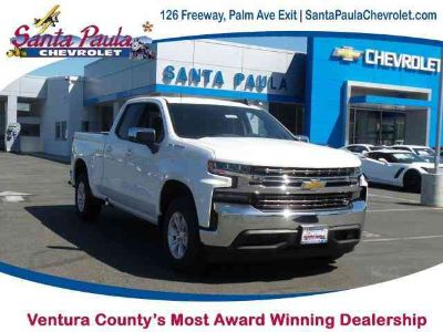 New 2019 Chevrolet Silverado 1500 2WD Double Cab 147