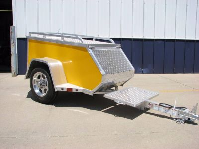 2010 ALUMA MCTXL Towable Other Trailers Davenport, IA