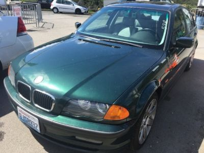 2001 BMW 3-Series 325i 4dr Sdn