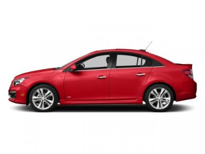 2015 Chevrolet Cruze 2LT Auto (Red Hot)