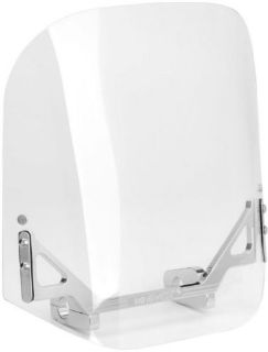 Purchase Wind Vest 10-1047C Windshield 14in. x 14in. - Clear 14 55-5801 2302-0009 motorcycle in Loudon, Tennessee, United States, for US $315.42