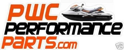 Buy PWCPerformanceParts.com Decal Sticker for Jet Ski motorcycle in Essex, Maryland, United States, for US $2.95