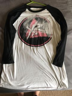 Young and Reckless baseball tee