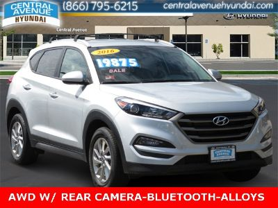 2016 Hyundai Tucson SE (Coliseum Gray)