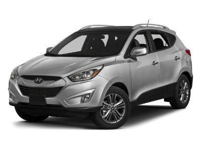 2015 Hyundai Tucson GLS (Black)