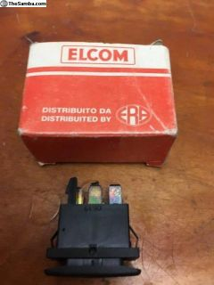 NOS Power Window Switch (191 959 855) Spain
