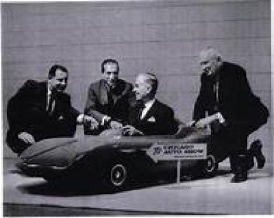 """Vintage 1960's Rupp """" Monza Jr """" Go Kart Body"""