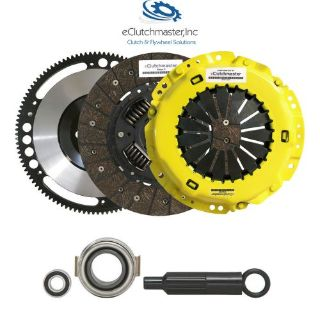 Buy eCLUTCHMASTER STAGE 2 RACING CLUTCH FLYWHEEL KIT FITS 97-99 AUDI A4 QUATTRO 1.8T motorcycle in La Habra, California, United States, for US $319.56