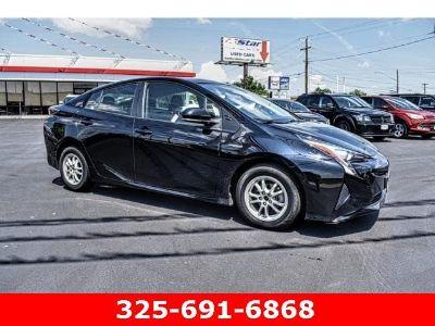 2016 Toyota Prius Two (Black)