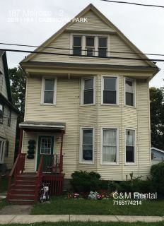 Immediately available for rent 2 Bedroom Apartment in Buffalo